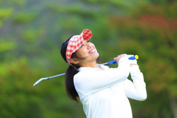 笑顔とゴルフ